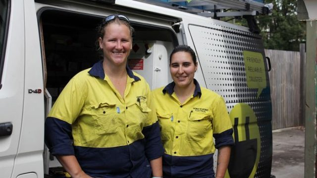 Female Electricians